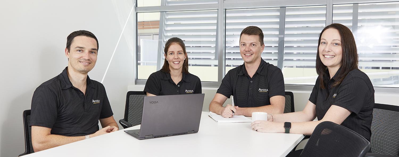 Avoda Business Advisory team cropped